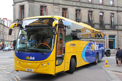 Stagecoach Highlands 53624 Strothes Lane Inverness Jul 19