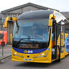 Stagecoach Highlands 54822 Inverness Bus Station 1 Oct 17
