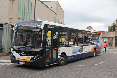 Stagecoach Highlands 26128 Inverness Bus Station Jul 19