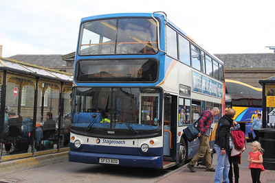 Stagecoach Highlands 18000 Inverness Bus Station Jul 19