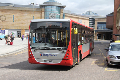 Stagecoach Highlands 21210 Falcon Square Inverness Jul 19