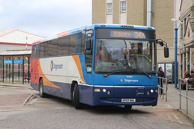 Stagecoach Highlands 53283 IBS Apr 17