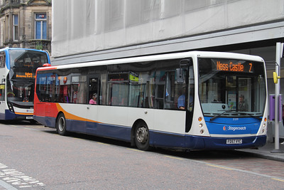 Stagecoach Highlands 21209 Queensgate Inverness Jul 19