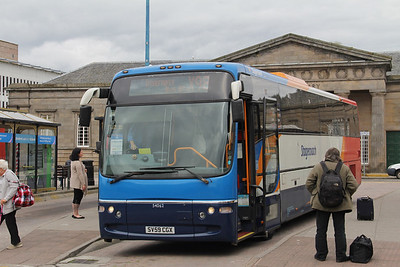 Stagecoach Highlands 54062 Inverness Bus Station Jul 19