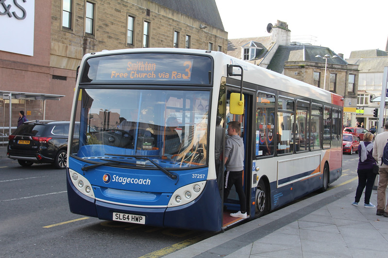 Stagecoach Highlands 37257 Falcon Square Inverness Sep 17