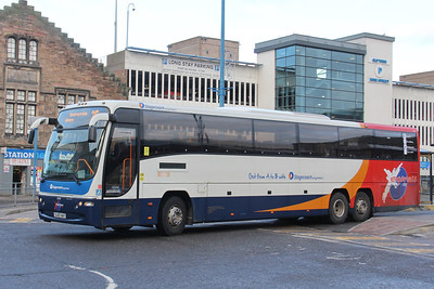 Stagecoach Highlands 54039 Inverness Bus Station 2 Jan 18