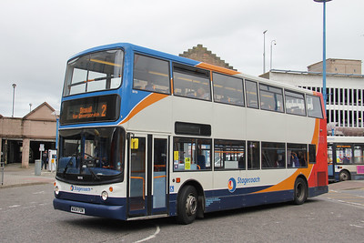 Stagecoach Highlands 18119 Inverness Bus Station Jul 19