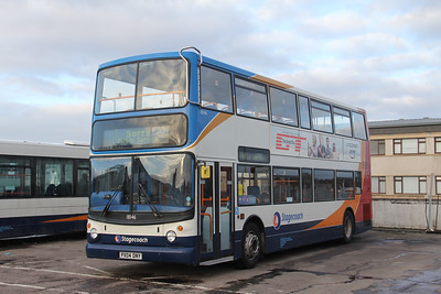 Stagecoach Highlands 18146 Seafield Depot Inverness 1 Jan 18