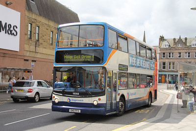 Stagecoach Highlands 18068 Falcon Square Inverness Jul 19