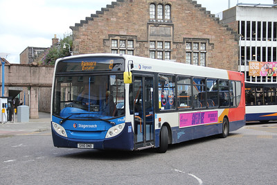 Stagecoach Highlands 27632 Inverness Bus Station Jul 19