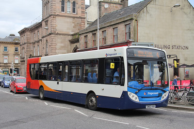 Stagecoach Highlands 27916 Academy Street Inverness  Jul 19