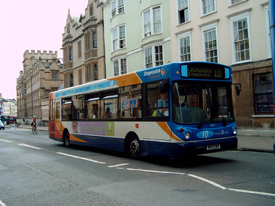 33653 - R153CRW - Oxford (high street) - 7.8.06