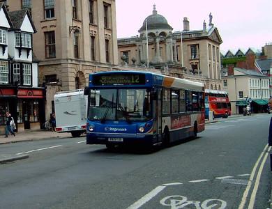 33821 - R821YUD - Oxford (high street) - 7.8.06
