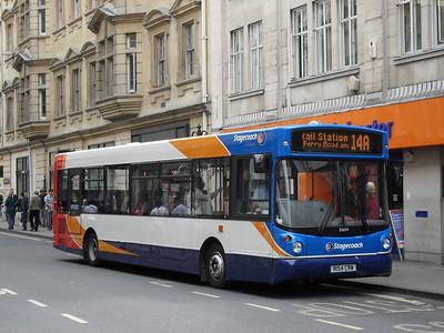 33654 - R154CRW - Oxford (George St) - 29.7.10