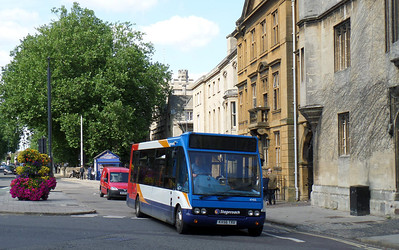 47455 - KX56TXU - Oxford (Magdelin St) - 27.8.13