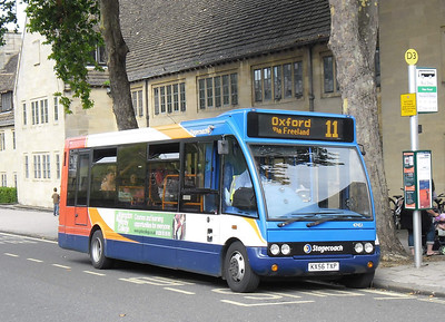 47451 - KX56TXP - Oxford (New Road) - 19.8.11