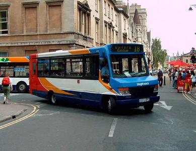42373 - S373DFC - Oxford (Magdelin St) - 7.8.06  Mercedes-Benz Vario - not a Solo