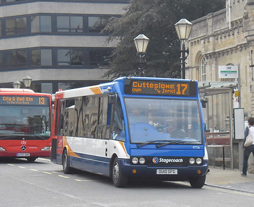 47736 - OU10GFG - Oxford (New Road) - 19.8.11