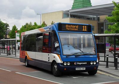 47451 - KX56TXP - Oxford (Park End St) - 29.7.10