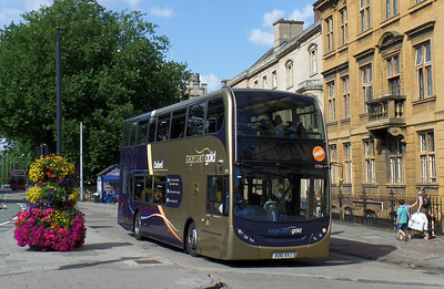 15754 - OU61AVJ - Oxford (Magdelin St) - 27.8.13