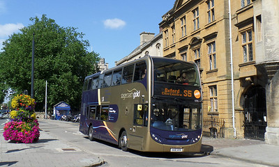 15755 - OU61AVK - Oxford (Magdelin St) - 27.8.13