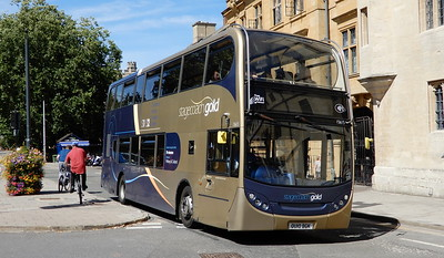 15615 - OU10BGK - Oxford (St. Giles')