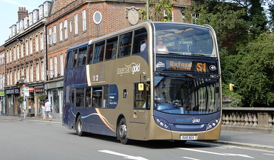 15617 - OU10BGV - Oxford (Park End St)