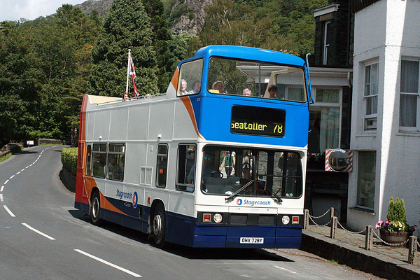 Double Deck Buses