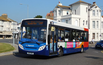 36901 - GN13HHS  - Eastbourne (Memorial Roundabout)