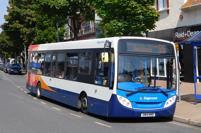 36898 - GN13HHO  - Eastbourne (Memorial Roundabout)