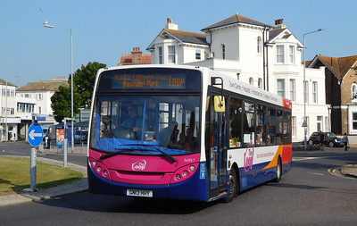 36907 - GN13HHY  - Eastbourne (Memorial Roundabout)