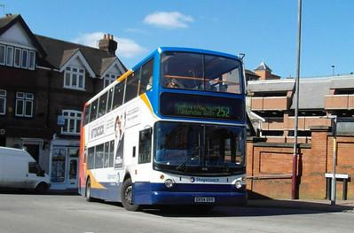 18176 - GX54DVV - Tunbridge Wells (railway station) - 2.4.13