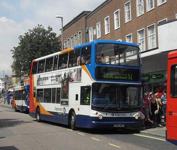 18176 - GX54DVV - Eastbourne (Terminus Road) - 11.7.11