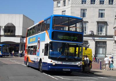 18172 - GX54DVP - Eastbourne (Terminus Road) - 4.6.10