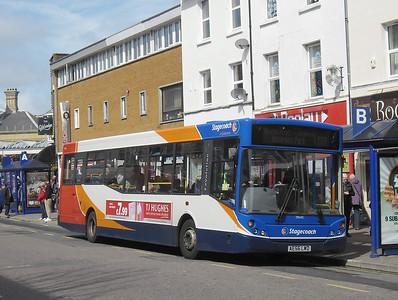 39640 - AE56LWD - Eastbourne (Terminus Road) - 10.4.12