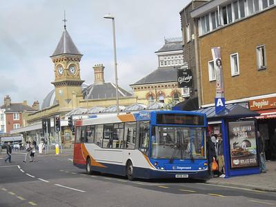 39637 - AE06XRV - Eastbourne (Terminus Road) - 10.4.12
