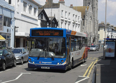 39641 - AE56LWG - Eastbourne (town centre) - 11.7.11
