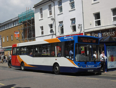 39635 - AE06XRT - Eastbourne (town centre) - 11.7.11