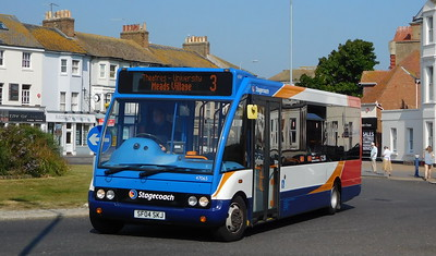47065 - SF04SKJ  - Eastbourne (Memorial Roundabout)