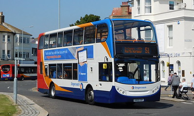 15546 - GN59EWV  - Eastbourne (Memorial Roundabout)