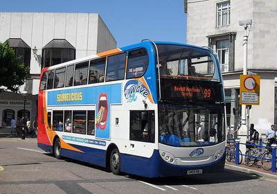 15489 - GN09BBJ - Eastbourne (Terminus Road) - 4.6.10