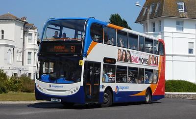15545 - GN59EWU  - Eastbourne (Memorial Roundabout)