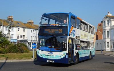 15772 - GN61EVV - Eastbourne (Memorial Roundabout)