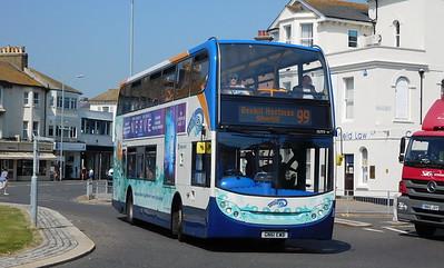15777 - GN61EWB - Eastbourne (Memorial Roundabout)