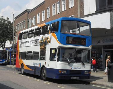 16344 - N344MPN - Eastbourne (Terminus Road) - 11.7.11