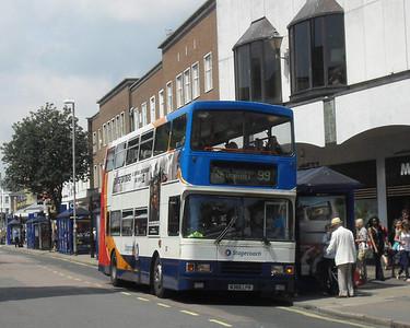 16386 - N386LPN - Eastbourne (Terminus Road) - 11.7.11
