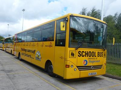 29701-29890 BMC/Irisbus/Autosan/Bluebird Schoolbus