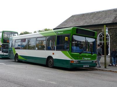 34712 [Stagecoach Cumbria & North Lancs] 140928 Windermere
