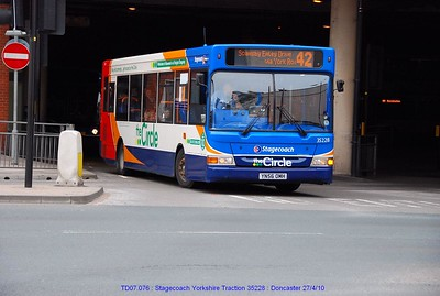 35101-35265 Alexander Dennis Dart ***updated***