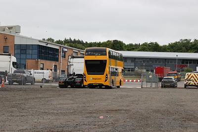 15369 YT21DWA at Scania Newbridge